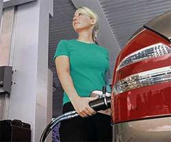 Использование альтернативного топлива позволяет существенно экономить